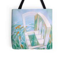diver's abode. Tote Bag