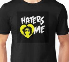 "JordanJoMo ""Haters Love Me"" Unisex T-Shirt"