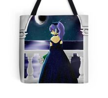 Under the Midnight Moon Tote Bag