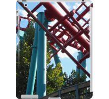 Roller coaster? ! ! iPad Case/Skin