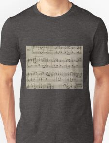 Lohengrin (Bridal Song)  Unisex T-Shirt