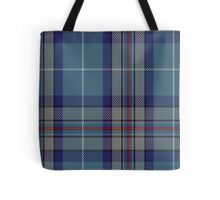 00094 O'Reilly Fashion Tartan  Tote Bag
