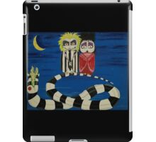 Beetlejuice Owls iPad Case/Skin