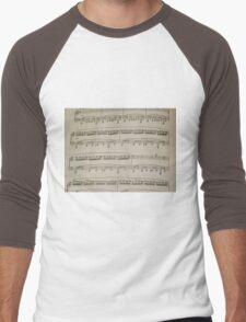 Bumble Boogie  Men's Baseball ¾ T-Shirt