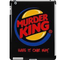 Murder King  iPad Case/Skin
