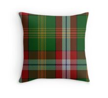 00115 North West Territories District Throw Pillow