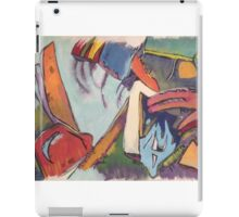 Untitled abstract art - Nicole Sterling iPad Case/Skin