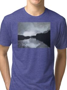 Night Fog Tri-blend T-Shirt