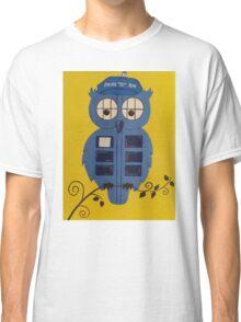 WHO OWL Classic T-Shirt