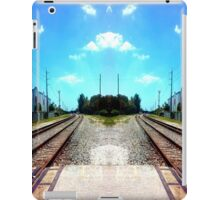 Empty Tracks iPad Case/Skin