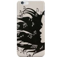 Flowing Musical iPhone Case/Skin