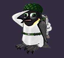 Penguin of Militaristic Might Unisex T-Shirt