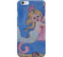 Nina the Mermaid iPhone Case/Skin