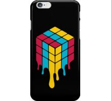 the Melting Rubik iPhone Case/Skin