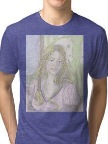Fantasy Woman Tri-blend T-Shirt