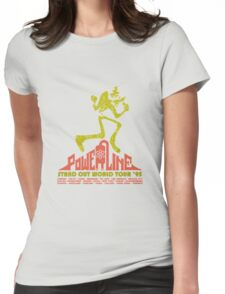 Powerline Womens Fitted T-Shirt