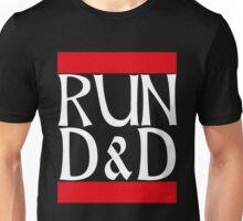 RUN D&D Unisex T-Shirt