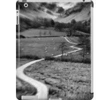 The Valley Below iPad Case/Skin