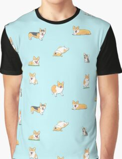 Corgi's Graphic T-Shirt