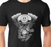 V - Twin Engine Unisex T-Shirt