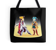 Mystery Skulls: Ghost Trick... part 2! Tote Bag