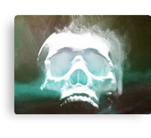 Floating/Disperse  Canvas Print