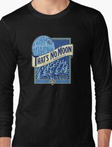 Thats no moon Long Sleeve T-Shirt