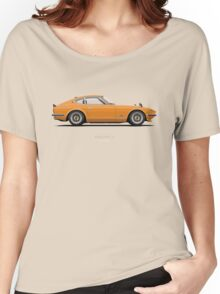 Fairlady 240z Orange Women's Relaxed Fit T-Shirt