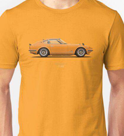Fairlady 240z Orange Unisex T-Shirt