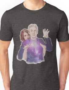 Clara Oswald and The Doctor Unisex T-Shirt