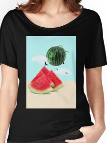 watermelon imaginary Women's Relaxed Fit T-Shirt
