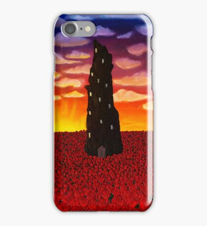 Centre of the Universe iPhone Case/Skin