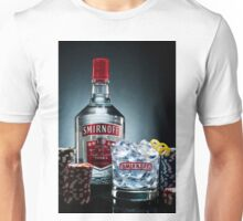 Smirnoff Vodka Unisex T-Shirt