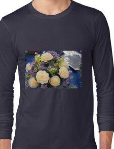 bouquet of roses Long Sleeve T-Shirt