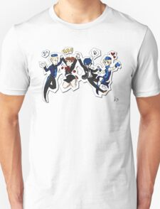 Persona 3 Velvet Friends Unisex T-Shirt