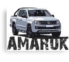 Volkswagen Amarok Canvas Print