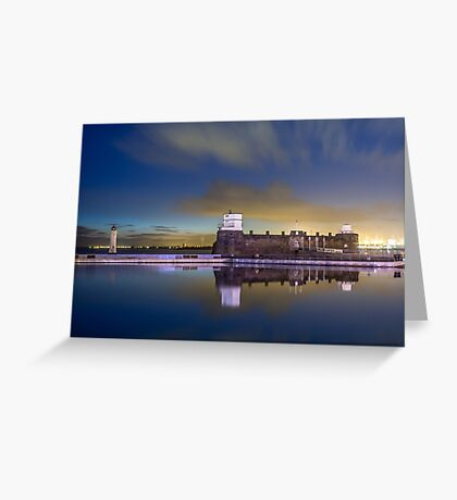Fort Perch Rock - New Brighton Greeting Card