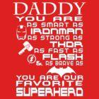 Super Daddy Hero by syakilah2016