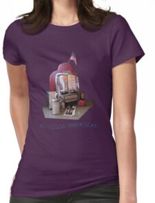 ~ GOOD VIBRATIONS ~ Womens Fitted T-Shirt
