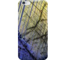 Blue marble iPhone Case/Skin