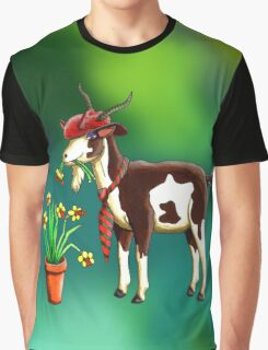 Billy Goat Graphic T-Shirt