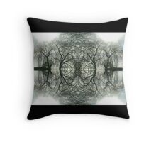 Willow Falls Throw Pillow