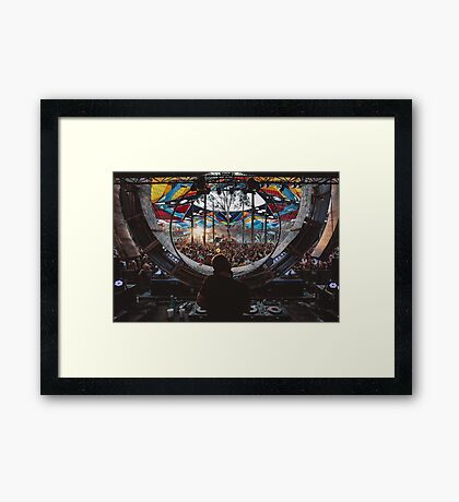 DIGWEED Framed Print