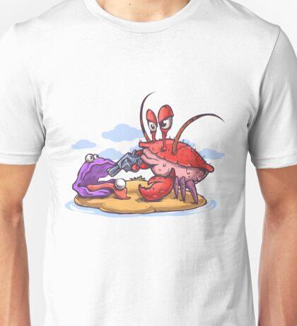 crab robber Unisex T-Shirt