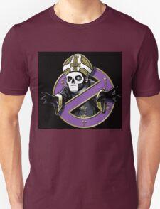 ghost bc black cartoon Unisex T-Shirt