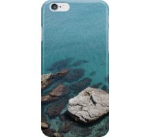 Rocks and sea iPhone Case/Skin