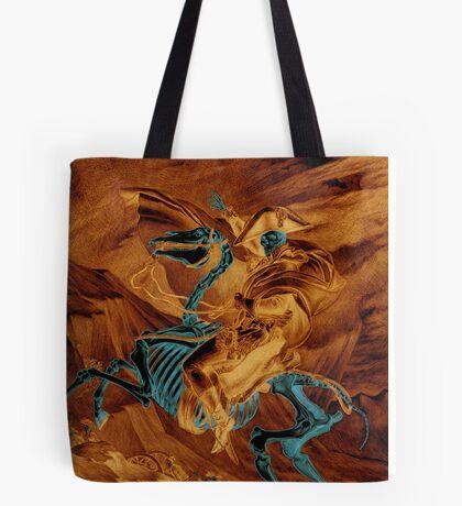 Dark Boneaparte Tote Bag