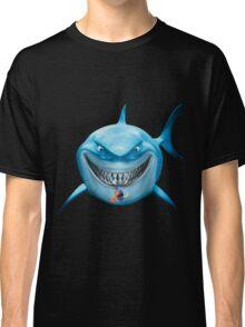Blue Shark Attack Classic T-Shirt