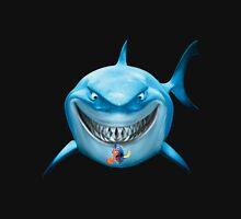 Blue Shark Attack Unisex T-Shirt