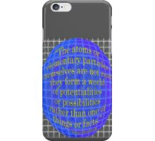 A World of POSSIBILITIES iPhone Case/Skin